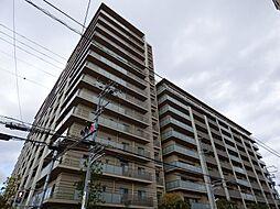 ライオンズ茨木ニューシティA街区[14階]の外観
