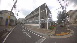 大阪府東大阪市島之内2丁目の賃貸マンションの外観