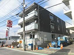 ヴィーブルS武蔵新城[2階]の外観