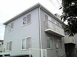 兵庫県神戸市須磨区多井畑筋替道の賃貸アパートの外観