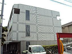 大阪府八尾市栄町2丁目の賃貸アパートの外観