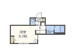 中の島駅 4.4万円