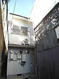 京都府京都市北区紫竹西北町の賃貸アパートの外観