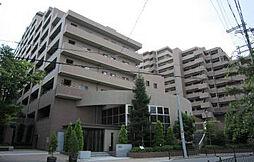 大阪府茨木市下穂積3丁目の賃貸マンションの外観