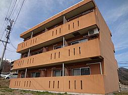 長野県駒ヶ根市赤穂の賃貸マンションの外観