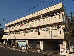 ファーストマンション[2階]の外観