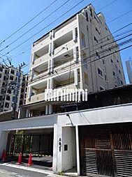 京都府京都市中京区麩屋町通御池上る上白山町の賃貸マンションの外観