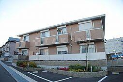 シャーメゾン豊川 B棟[2階]の外観