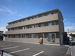 セジュール石町[202号室]の外観