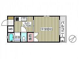 OYビル[2階]の間取り