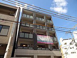 (仮称)足代北賃貸マンション新築工事[4階]の外観