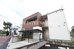 東京都世田谷区鎌田4丁目の賃貸アパートの外観