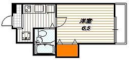 甍・林治ビル[2階]の間取り