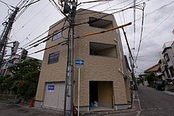 大阪府豊中市蛍池北町1丁目の賃貸マンションの外観