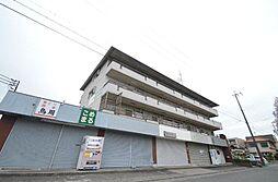 コーポニュー中川[2階]の外観