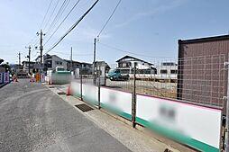 神奈川県海老名市中新田5丁目の賃貸アパートの外観