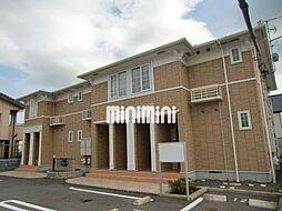 静岡県静岡市駿河区丸子3丁目の賃貸アパートの外観
