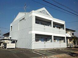 コーポ村田II[1階]の外観