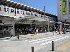 東急東横線「自由が丘」駅まで1200m