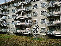 狭山遊園ハイツ2棟[5階]の外観