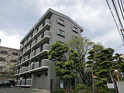 福岡県春日市岡本2丁目の賃貸マンションの外観