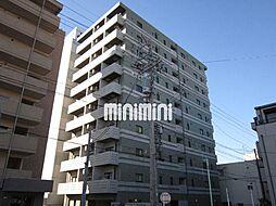 愛知県名古屋市中区大須1丁目の賃貸マンションの外観
