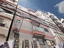 大阪府大阪市淀川区西中島5丁目の賃貸マンションの外観