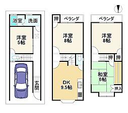 京都地下鉄東西線 太秦天神川駅 徒歩10分