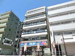 埼玉県さいたま市見沼区東大宮4丁目の賃貸マンションの外観