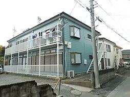 ハイツヤマグチB[1階]の外観