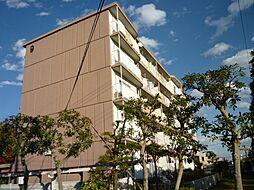 上尾東団地8号棟[3階]の外観