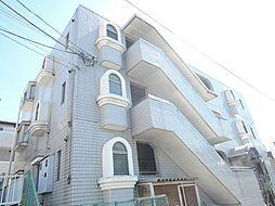 サンウィング新松戸2[1階]の外観