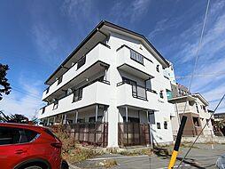 柳沢マンション[303号室]の外観