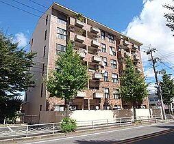 京都府京都市西京区川島調子町の賃貸マンションの外観