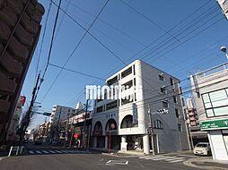 愛知県名古屋市名東区高針2丁目の賃貸マンションの外観