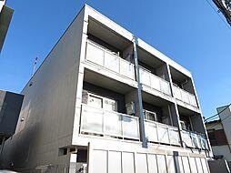 埼玉県さいたま市中央区上落合3丁目の賃貸マンションの外観