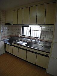 エクレール高辻のキッチン
