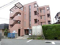愛知県長久手市塚田の賃貸マンションの外観