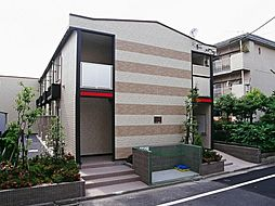 東京都葛飾区東堀切2丁目の賃貸アパートの外観