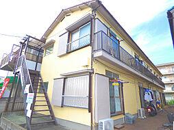 喜沢第2ハウス[206号室]の外観
