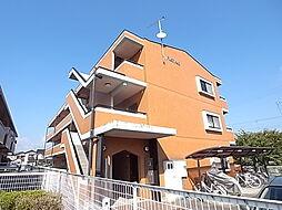 兵庫県揖保郡太子町糸井の賃貸マンションの外観