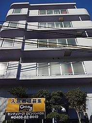クレール湘南[2階]の外観