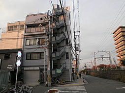 大阪府豊中市庄内西町1丁目の賃貸マンションの外観