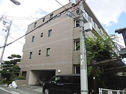パークハイム阿倍野元町[4階]の外観