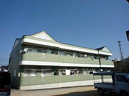 愛知県名古屋市緑区大将ケ根1の賃貸アパートの外観