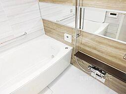 S-GLANZ大阪同心のお風呂で一日の疲れをお取りください。