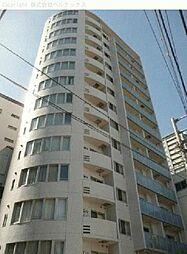 東京都豊島区東池袋の賃貸マンションの外観