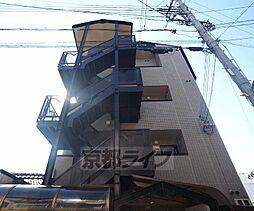 京都府京都市右京区西院春栄町の賃貸マンションの外観