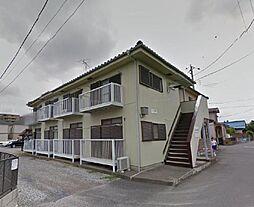 コーポ宇田川[101号室]の外観