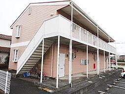 千葉県市原市惣社2丁目の賃貸アパートの外観